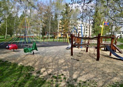 Ubytování Ve Stodůlce Třeboň - Dětské hřiště