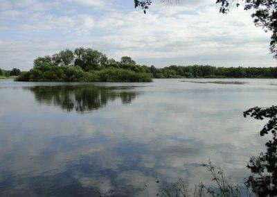 Rybníky na Třeboňsku