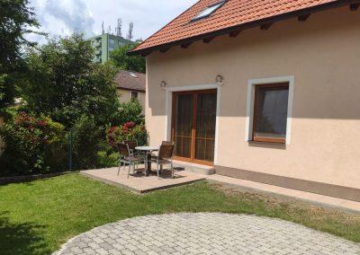 Ubytování Ve Stodůlce Třeboň - Přízemí s terasou, pokoj 2 osoby + přistýlka