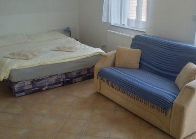 Ubytování Ve Stodůlce Třeboň - Přízemí s terasou, 2 osoby + přistýlka